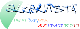 Paint your web, 500k people did it